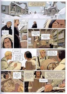 Extrait de Les incontournables de la littérature en BD -23- Agaguk