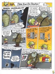 Extrait de Rik spoutnik magazine - Recueil n° 627