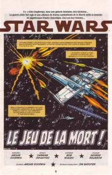 Extrait de Star Wars (Comics Collector) -13- Numéro 13