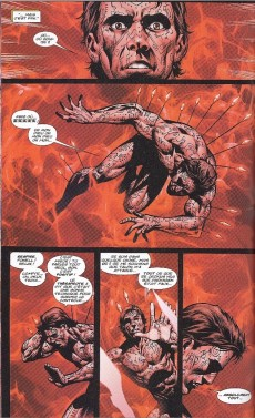 Extrait de Marvel Universe (Panini - 2007) -22- War of Kings (5/7)