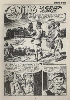 Extrait de Capt'ain Swing! (1re série) -190- La garnison disparue