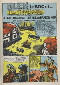 Extrait de Blek (Les albums du Grand) -431- Numéro 431