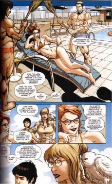Extrait de Marvel Saga (1re série - 2009) -7- L'assaut du nouvel Olympe