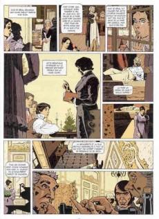 Extrait de Les incontournables de la littérature en BD -25- Le Rouge et le Noir - Tome 1