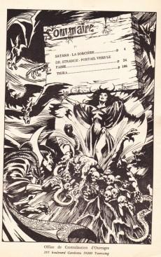 Extrait de Le fils de Satan -9- La sorcière