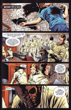 Extrait de Ultimates (Marvel Deluxe) -3- Independence Day