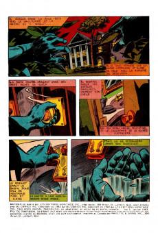 Extrait de Batman (Éditions Héritage) -3- Le monstre dans le miroir