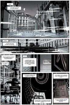 Extrait de Mister Hyde contre Frankenstein -2- La chute de la maison jekyll