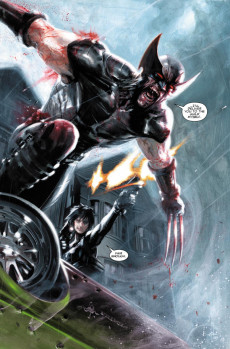 Extrait de X-Force: Sex and Violence (2010) -2- Issue # 2