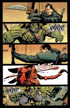 Extrait de Marvel Universe vs. The Punisher (Marvel comics - 2010) -2- Warrior of heaven