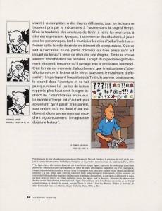Extrait de (AUT) Hergé -91- Tintin et le mythe du surenfant