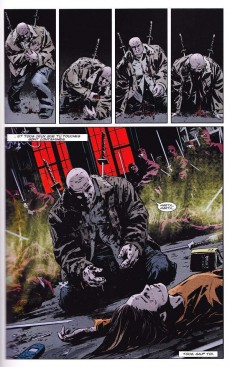 Extrait de Daredevil (100% Marvel - 1999) -20- Le retour du roi