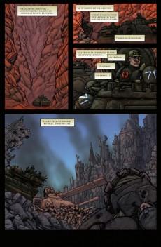 Extrait de Warhammer 40,000 (1re série - 2008) -6- Les Terres brûlées