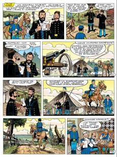 Extrait de Les tuniques Bleues -54- Miss Walker