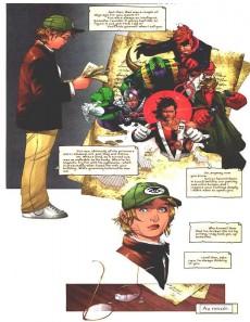 Extrait de WildC.A.T.S (Wildstorm Anthologie) -2- Guerre des gangs