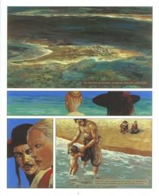 Extrait de Jéronimus -3- Troisième partie - L'île