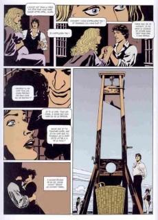 Extrait de Les incontournables de la littérature en BD -26- Le Rouge et le Noir - Tome 2