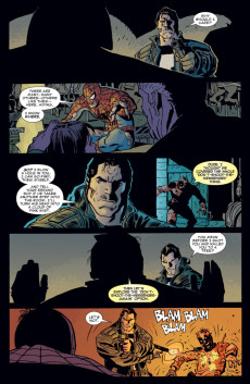 Extrait de Marvel Universe vs. The Punisher (Marvel comics - 2010) -3- Partner in crime