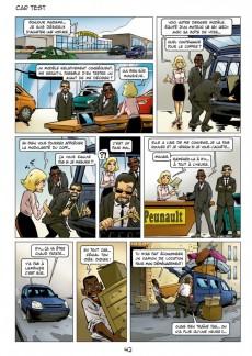 Extrait de Ciboulot -1- Le pouvoir d'achat