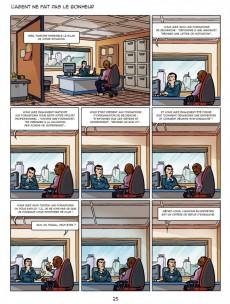 Extrait de Ciboulot -2- La recherche d'emploi