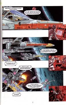 Extrait de Star Wars - X-Wing Rogue Squadron (Delcourt) -8- Fidèle à l'Empire
