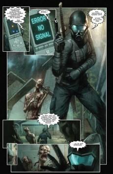 Extrait de FVZA (Federal Vampire & Zombie Agency) -2- Tome 2