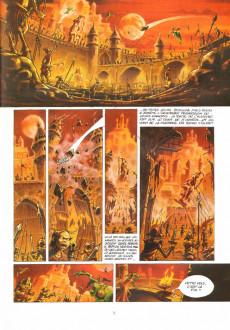 Extrait de Troll -2- Le dragon du donjon