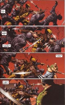 Extrait de Wolverine (Marvel France 1re série) (1997) -200- Le meilleur dans sa partie