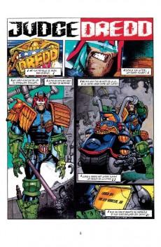 Extrait de Judge Dredd (Soleil) -1- Heavy metal dredd