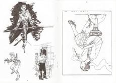 Extrait de (AUT) Bodart - Sketchbook Denis Bodart / Mike Wieringo