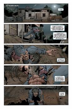 Extrait de Daken: Dark Wolverine (2010) -1- Empire (Act 1 - Part 1)