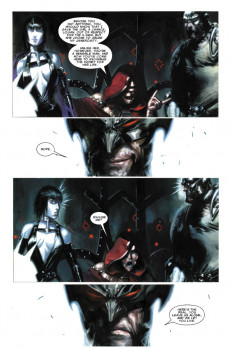 Extrait de X-Force: Sex and Violence (2010) -3- Issue # 3