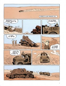 Extrait de Commando colonial -3- Fort Thélème