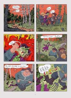 Extrait de Chagall en Russie -1- Première partie