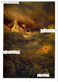 Extrait de L'enfant de l'orage / Le Prince de l'orage -INT1- L'Enfant de l'orage