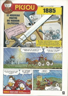Extrait de Picsou Magazine -463- Picsou magazine n°463