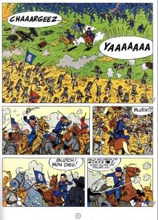 Extrait de Les tuniques Bleues -21a1992- Les cinq salopards