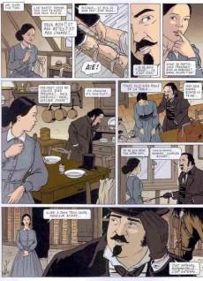 Extrait de Les incontournables de la littérature en BD -29- Madame Bovary