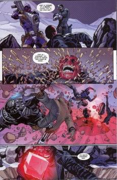 Extrait de Ultimate Avengers -3- La jeune génération