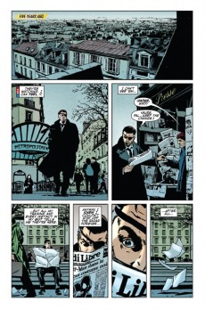 Extrait de Secret Avengers (2010) -5- The secret life of Max Fury