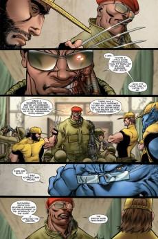 Extrait de Astonishing X-Men: Xenogenesis (2010) -3- Xenogenesis