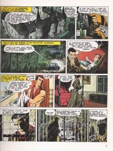 Extrait de Bob Morane 2 (Dargaud) -8a73- L'épée du paladin