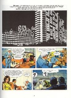 Extrait de Bruno Brazil -2c1985- Commando Caïman
