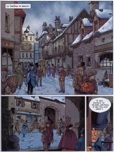 Extrait de Les incontournables de la littérature en BD -30- Le Conte de Noël
