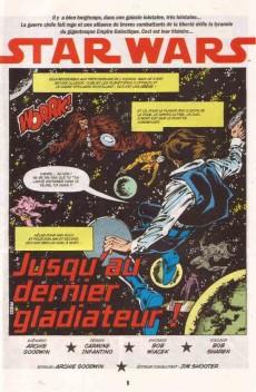 Extrait de Star Wars (Comics Collector) -14- Numéro 14