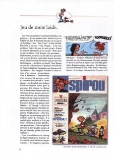 Extrait de Spirou et Fantasio -6- (Int. Dupuis 2) -10- 1972-1975