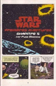 Extrait de Star Wars (Comics Collector) -15- Numéro 15