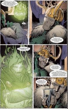 Extrait de Marvel Heroes (Marvel France - 2007) -36- Carpe diem