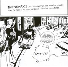 Extrait de A vos Z'amours -2- Seconde partie : d'une Nymphomanie ruineuse jusqu'à Zéro et plus...