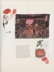 Extrait de Blacksad -HS2- L'histoire des aquarelles - Tome 2